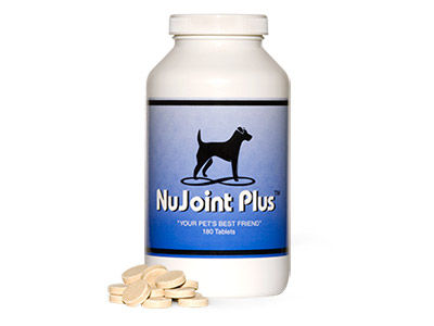 NuJoint Plus Dog Supplements Wafers