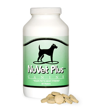 NuVet Plus - Vitamin Supplement from NuVet Labs for Your Pets